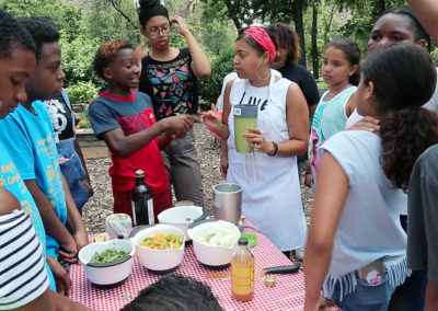 Youth – Reclaiming Ancestral Knowledge at Marble Hill